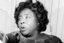 """...I question America."" Fannie Lou Townsend Hamer (1917-1977) American Activist"